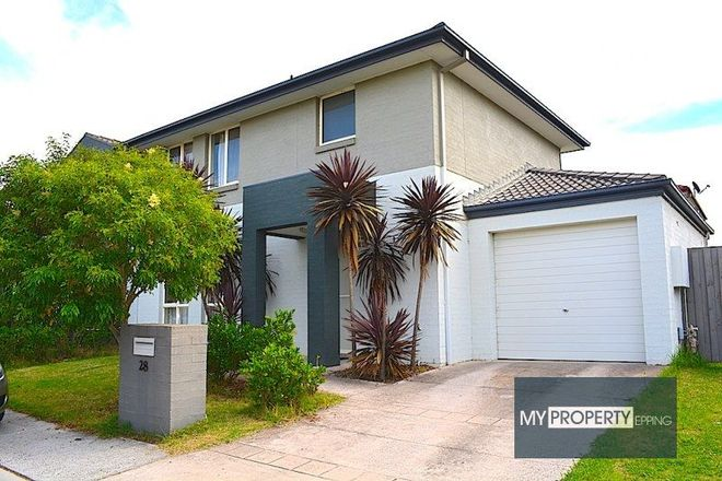 Picture of 28 Northcott Boulevard, HAMMONDVILLE NSW 2170