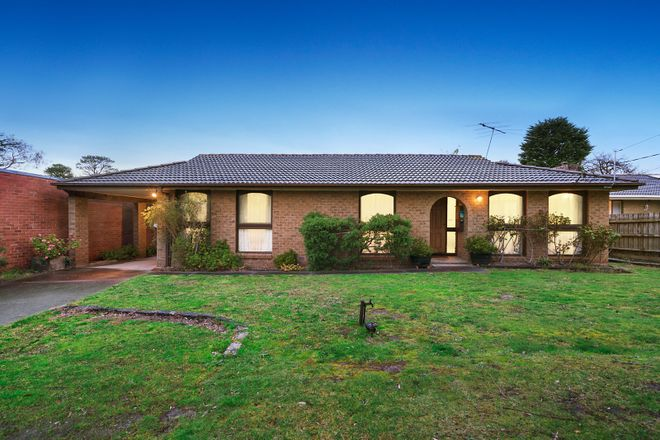 16 Collett Avenue, RINGWOOD VIC 3134