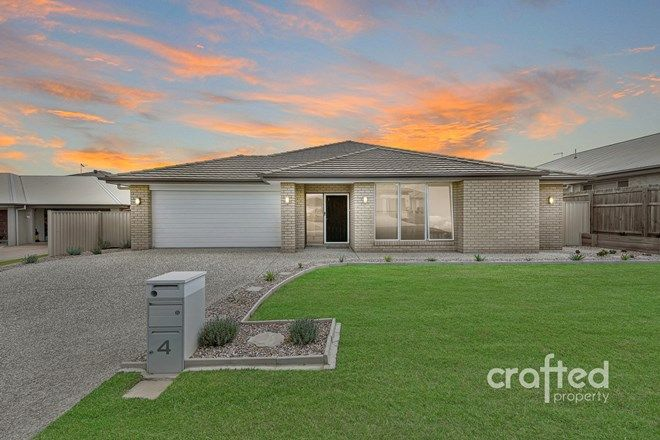 Picture of 4 Ardee Place, LOGAN VILLAGE QLD 4207