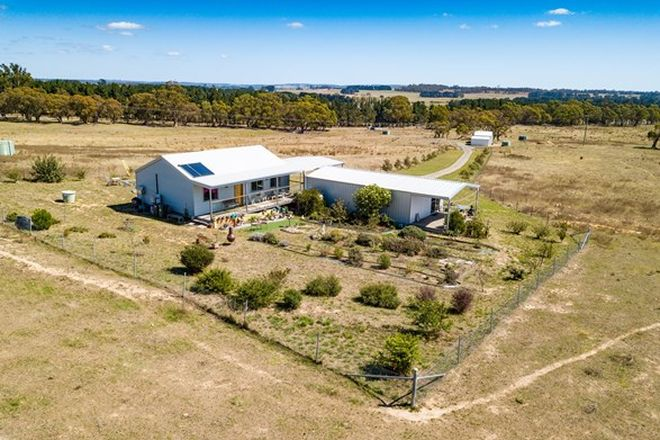 Picture of 2494 Woodhouselee Road, LAGGAN NSW 2583