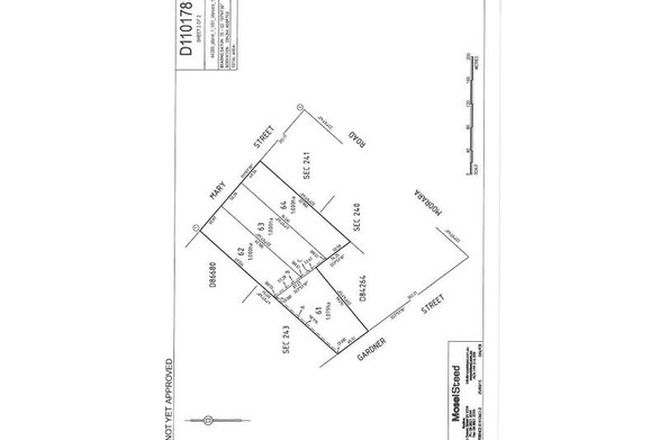 Picture of Lot 62 Mary Street, PRICE SA 5570
