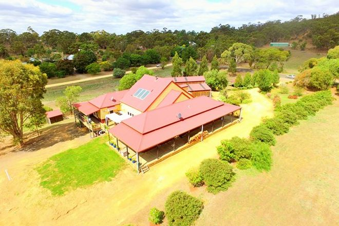 Picture of 8 Mt Tarrengower Road, MALDON VIC 3463