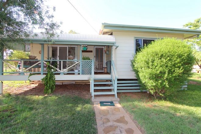 Picture of 112 Russell Street, AUGATHELLA QLD 4477