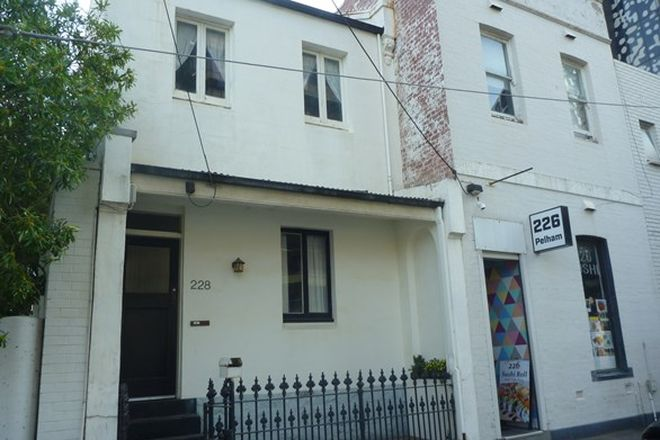 Picture of 228 Pelham Street, MELBOURNE VIC 3000