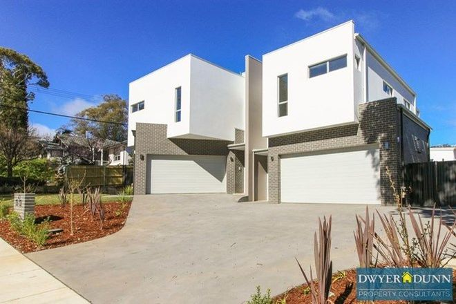 Picture of 2/43 Gawler Cres, DEAKIN ACT 2600