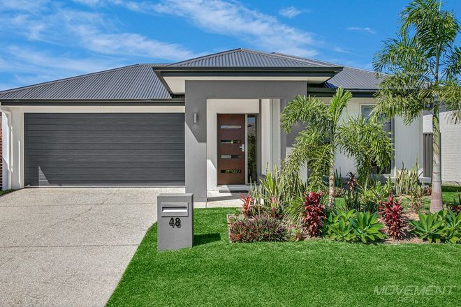 Picture of 48 Cowrie Crescent, BURPENGARY EAST QLD 4505