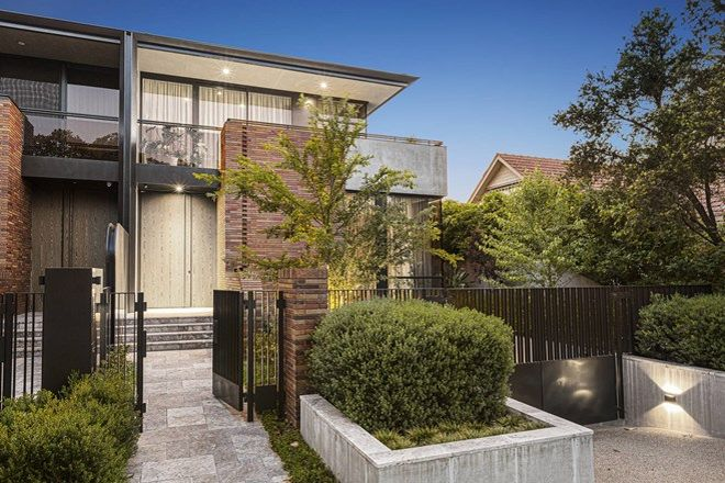 Picture of 24 Tourello Avenue, HAWTHORN EAST VIC 3123