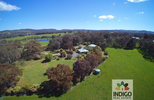 Picture of 345 Reids Way, Wooragee VIC 3747