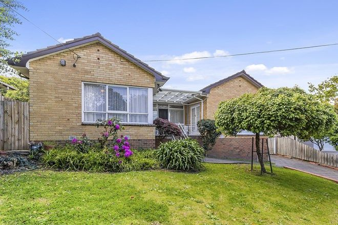 Picture of 2 Cropley Court, BURWOOD VIC 3125