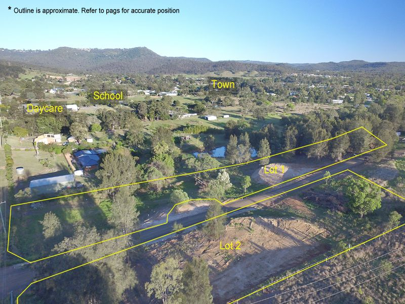 Lot 2 - 9 Taylors Road, Withcott QLD 4352, Image 2