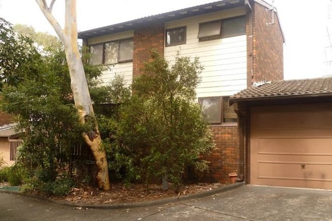 Picture of 8/16 Alma Road, PADSTOW NSW 2211