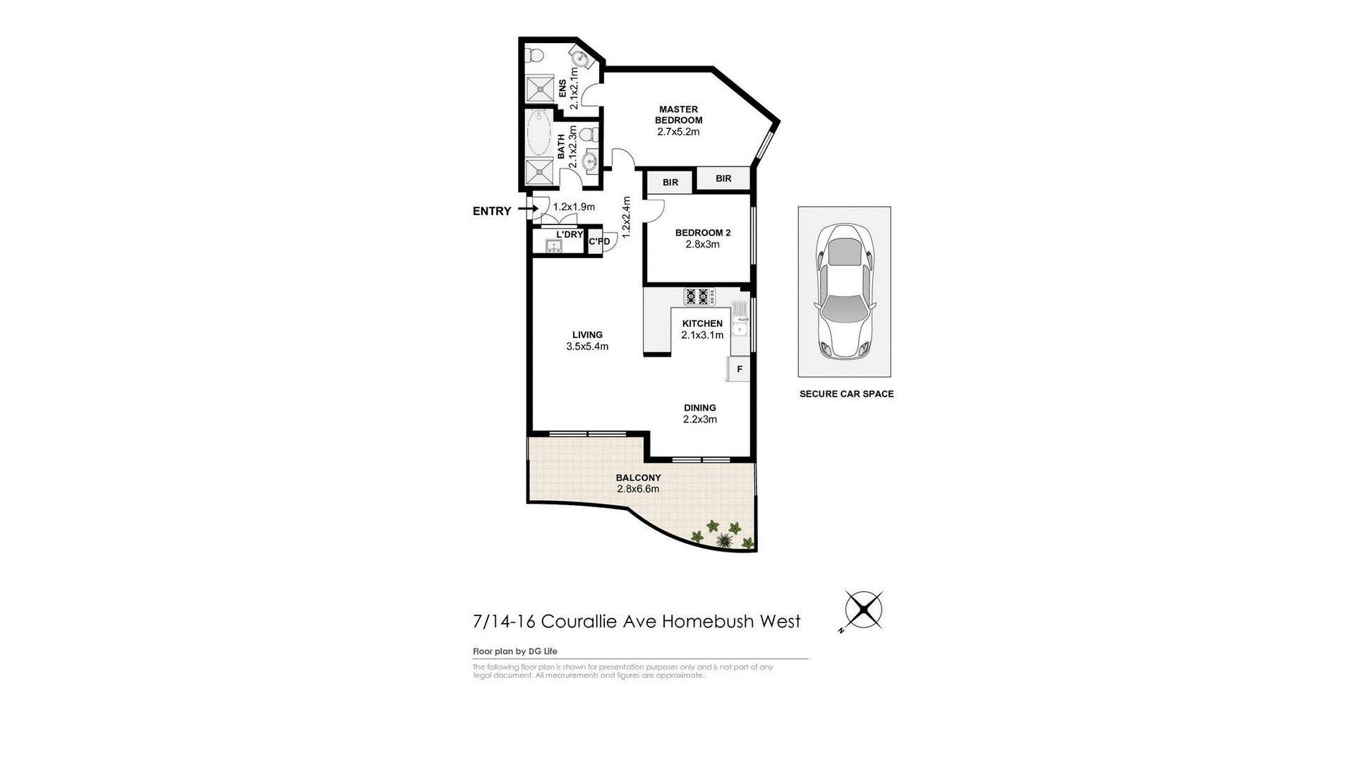 7/14-16 Courallie Avenue, Homebush West NSW 2140, Image 5