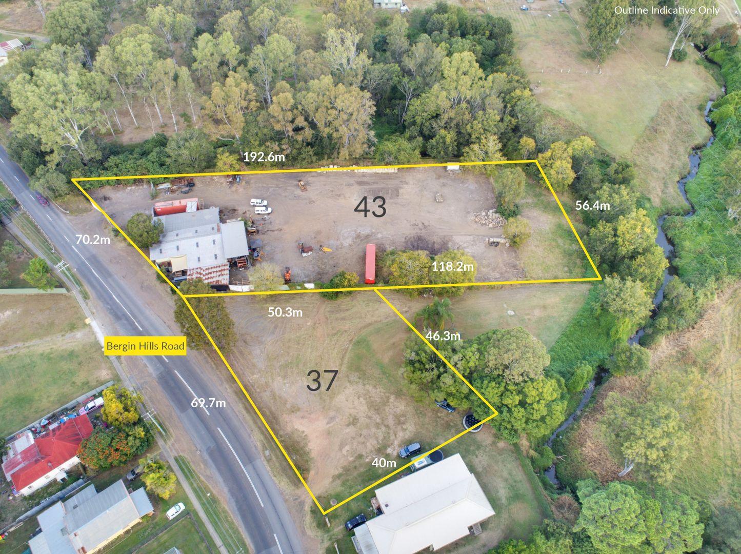 37 & 43 Bergins Hill Road, Bundamba QLD 4304, Image 0