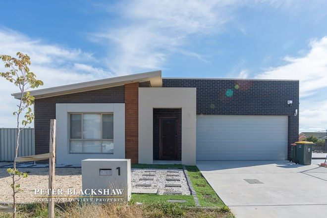 Picture of 1 Yerradhang Street, NGUNNAWAL ACT 2913