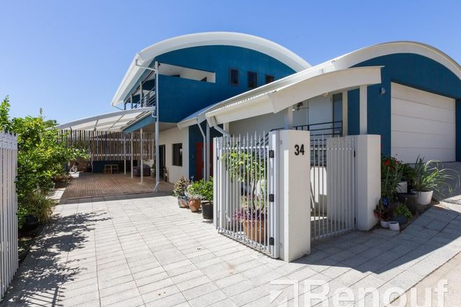 Picture of 34 Mann Street, COTTESLOE WA 6011