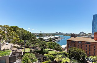 Picture of A701/24 Point Street, Pyrmont NSW 2009