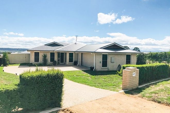 Picture of 89 GLEN ROAD, ROSENTHAL HEIGHTS QLD 4370