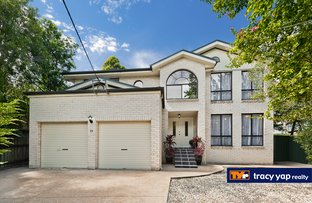 Picture of 13 Brisbane Road, Castle Hill NSW 2154