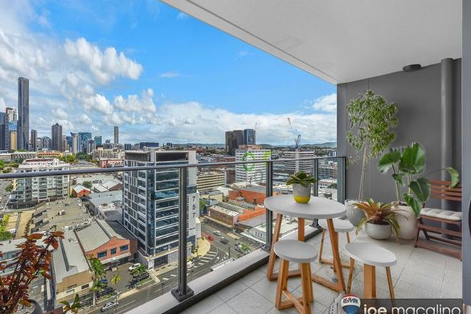 Picture of L17/25 Connor St, FORTITUDE VALLEY QLD 4006