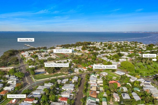 Picture of 19 Friday Street, SHORNCLIFFE QLD 4017