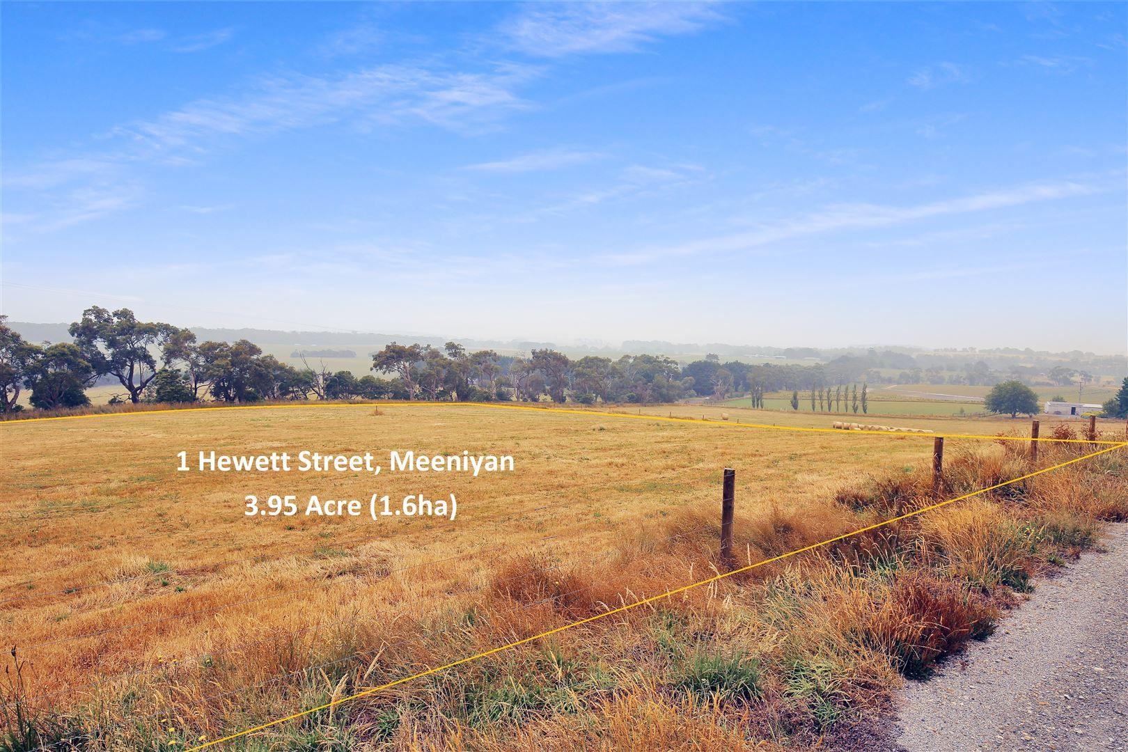 1 Hewett Street, Meeniyan VIC 3956, Image 1