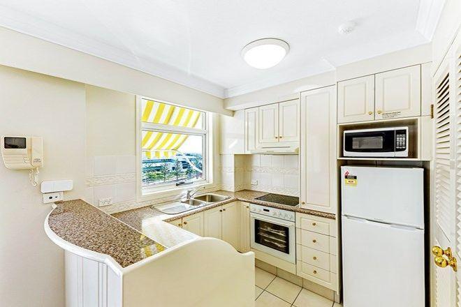 Picture of 1111/24 Queensland Avenue, BROADBEACH QLD 4218