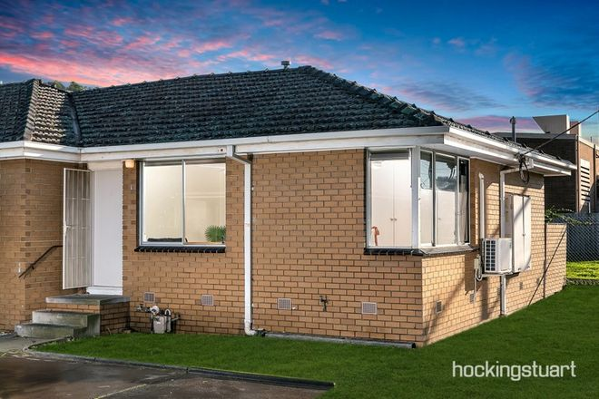 Picture of 1/131 High Street, THOMASTOWN VIC 3074