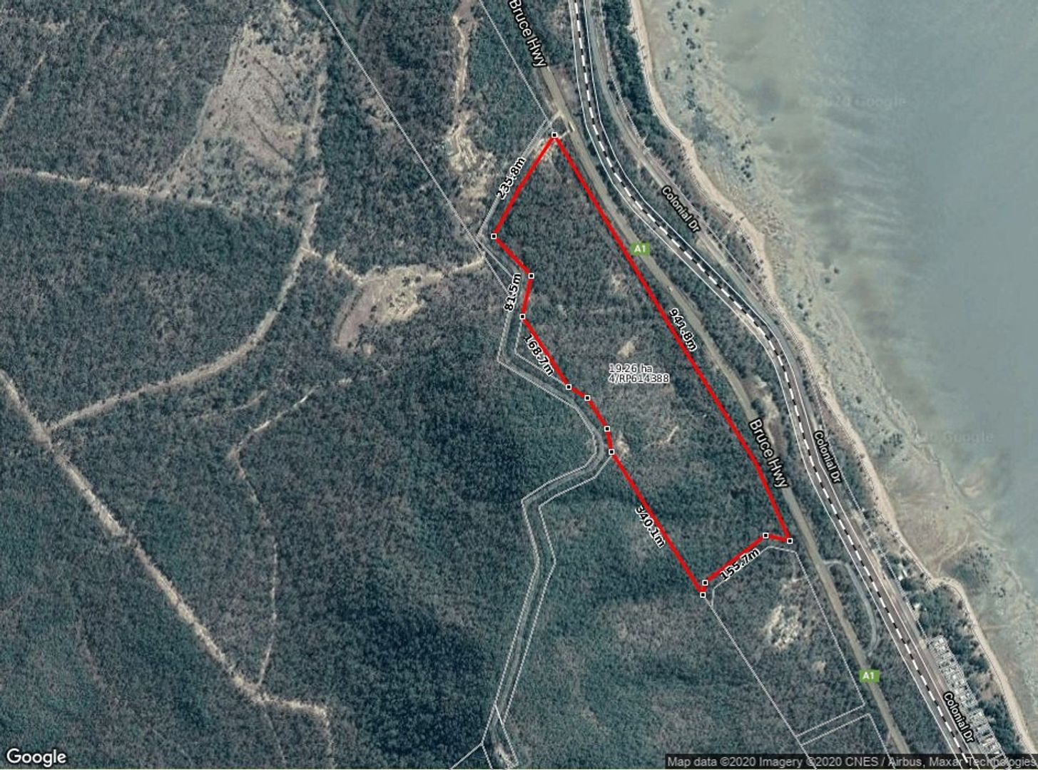 Lot 4 Bruce Highway, Clairview QLD 4741, Image 1