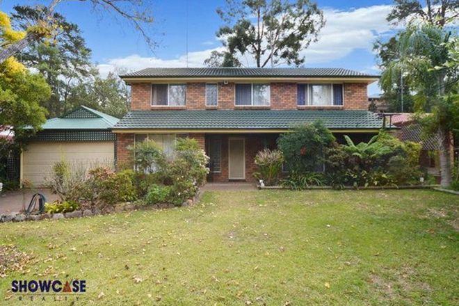 Picture of 45 Balaka Drive, CARLINGFORD NSW 2118