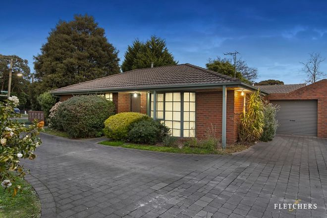 Picture of 10/94-96 Mount Pleasant Road, NUNAWADING VIC 3131