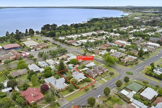 Picture of 29 Pollack Street, COLAC VIC 3250