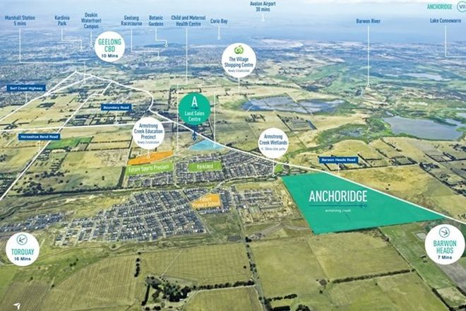 Picture of Lot 866 Anchoridge Estate, GEELONG VIC 3220