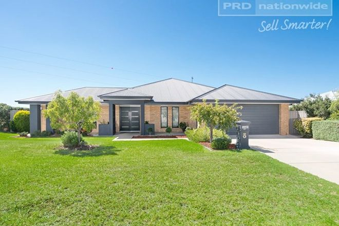 Picture of 21 Willang Crescent, GLENFIELD PARK NSW 2650
