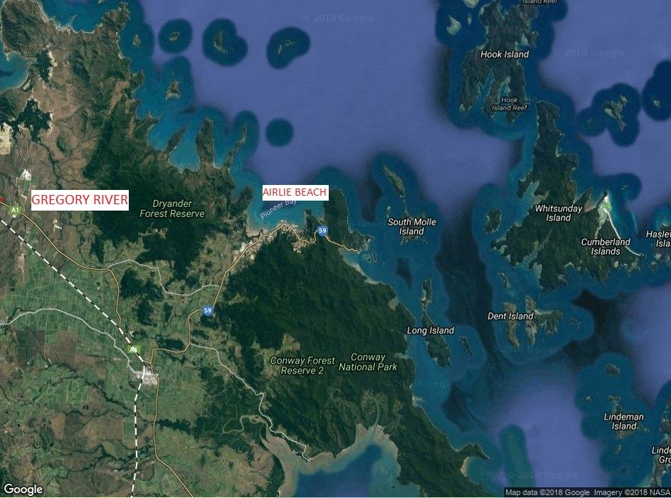 Lot 5 Bruce Highway, Gregory River QLD 4800, Image 2