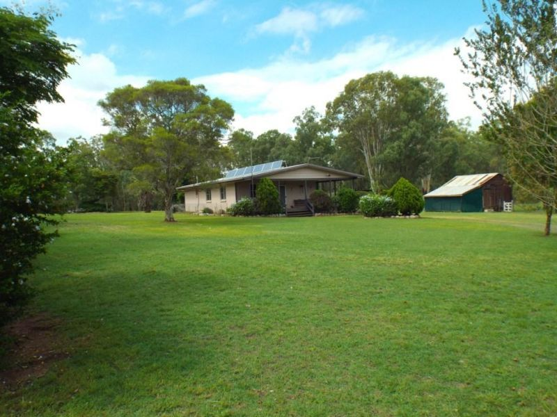 10 burkes Rd, Booie QLD 4610, Image 1