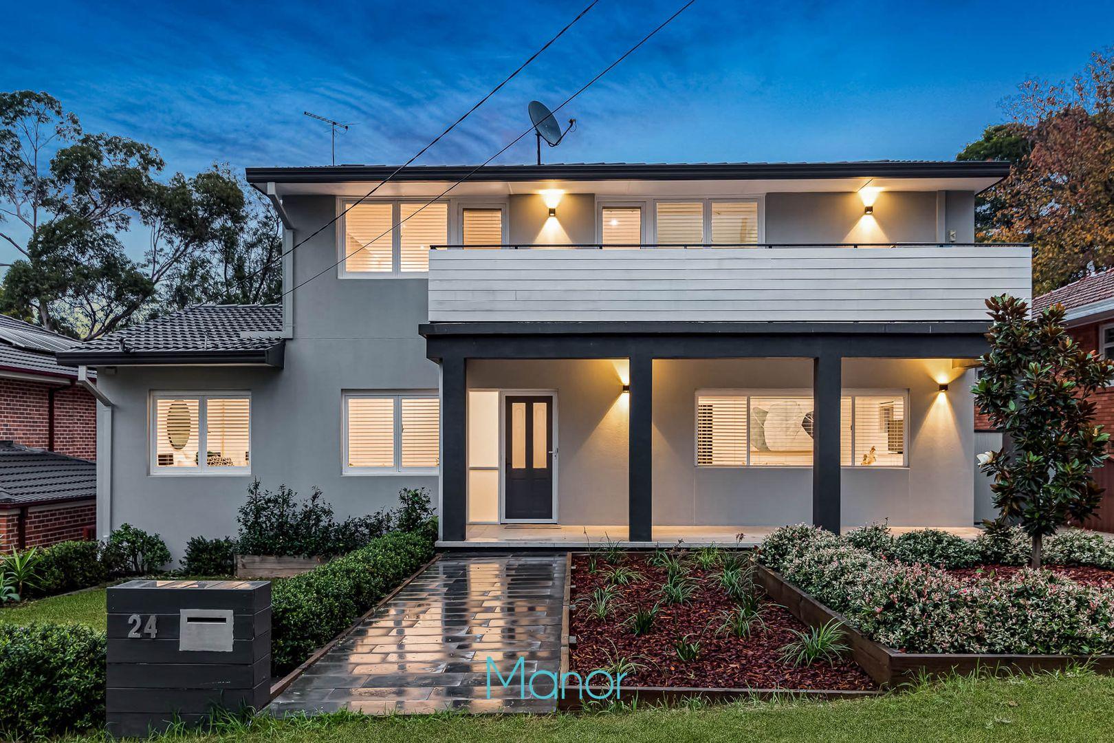 24 Tobruk Avenue, Carlingford NSW 2118, Image 0