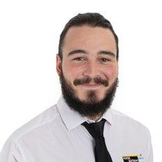 Alex Mitchell, Sales representative