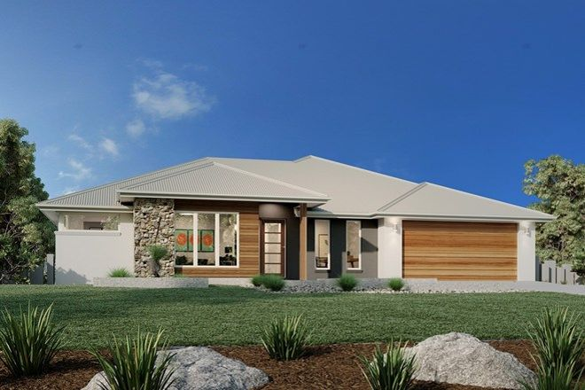 Picture of Lot 153 Warratah Rd, HUNTLY VIC 3551