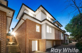 Picture of 3/6 Sergeant Street, Blackburn VIC 3130