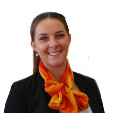 Ashley Cooper, Sales representative