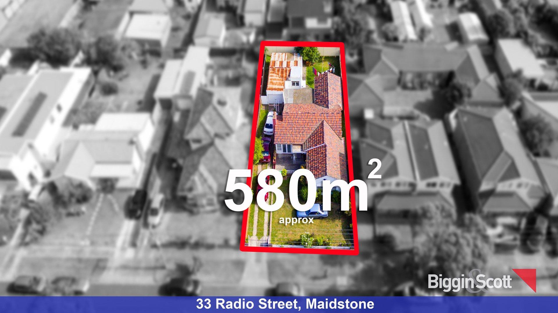 33 Radio Street, Maidstone VIC 3012, Image 0