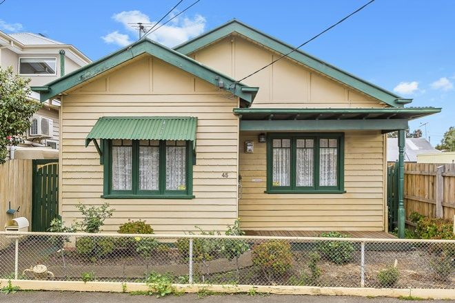 Picture of 45 Stafford Street, FOOTSCRAY VIC 3011