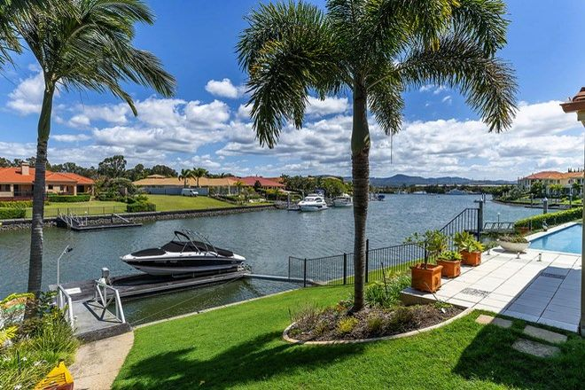 Picture of 2148 Beaufort Way, HOPE ISLAND QLD 4212