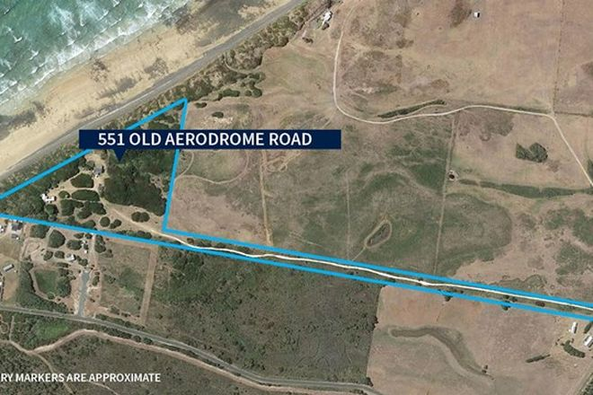 Picture of 551 Old Aerodrome Road, LOW HEAD TAS 7253