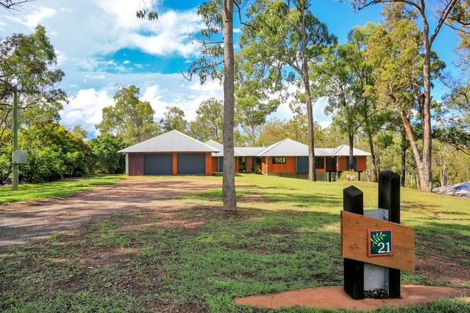 Picture of 21 Narooma Drive, BRANYAN QLD 4670