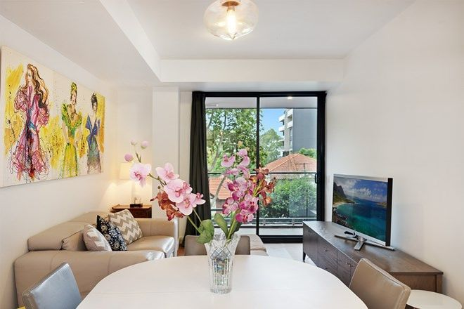 Picture of 111/138 Walker Street, NORTH SYDNEY NSW 2060