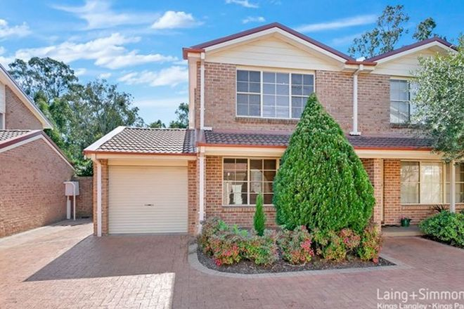 Picture of 13/114 Donohue street, KINGS PARK NSW 2148