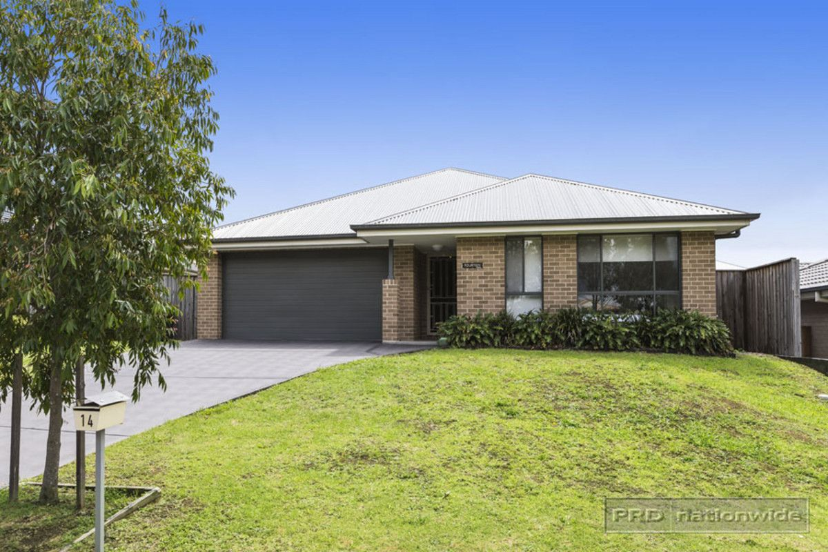 14 Arrowgrass Street, Aberglasslyn NSW 2320, Image 0