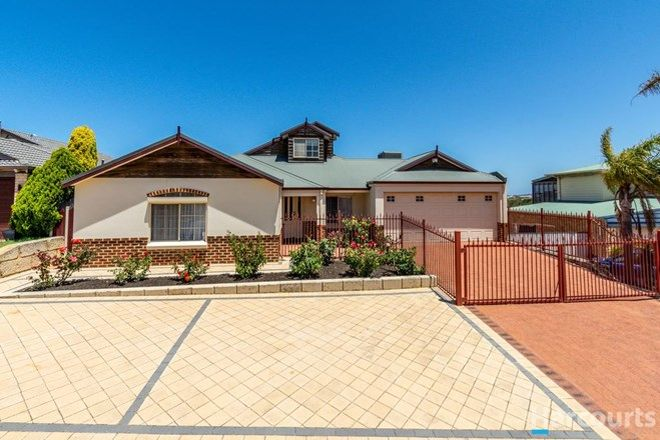 Picture of 14 Shalimar Rise, CURRAMBINE WA 6028