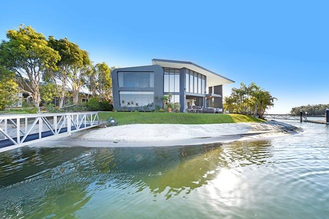 Picture of 21 Casuarina Court, SOUTH STRADBROKE QLD 4216